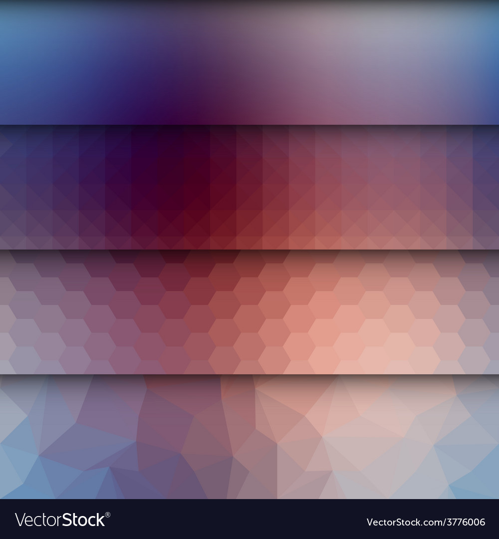 Abstract geometric backdrop for design vector | Price: 1 Credit (USD $1)