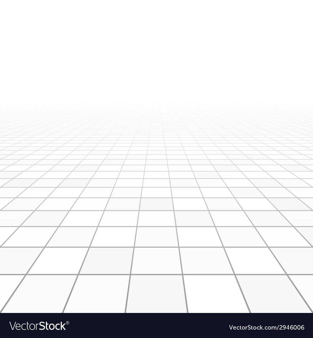 Floor tiles perspective vector | Price: 1 Credit (USD $1)
