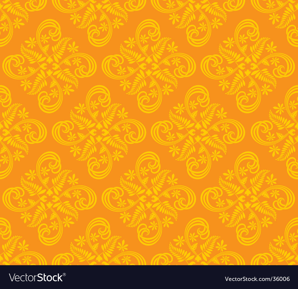 Warm floral vector | Price: 1 Credit (USD $1)