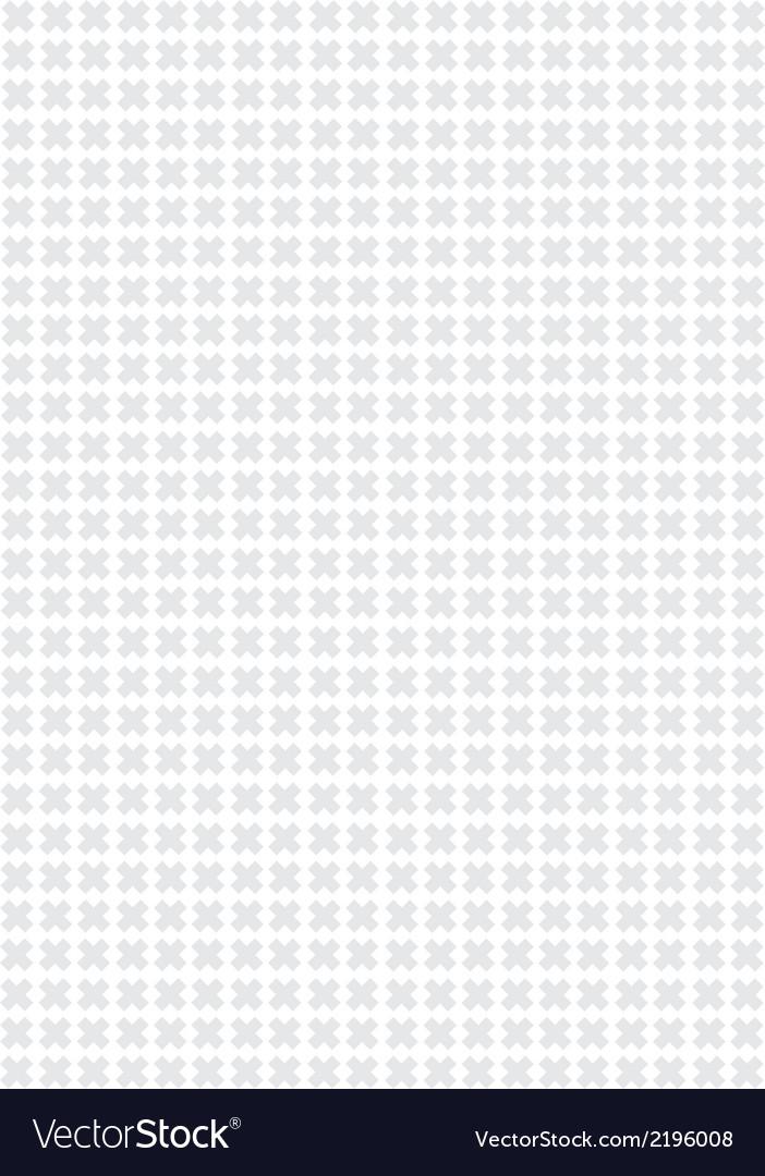 Cross texture background vector   Price: 1 Credit (USD $1)
