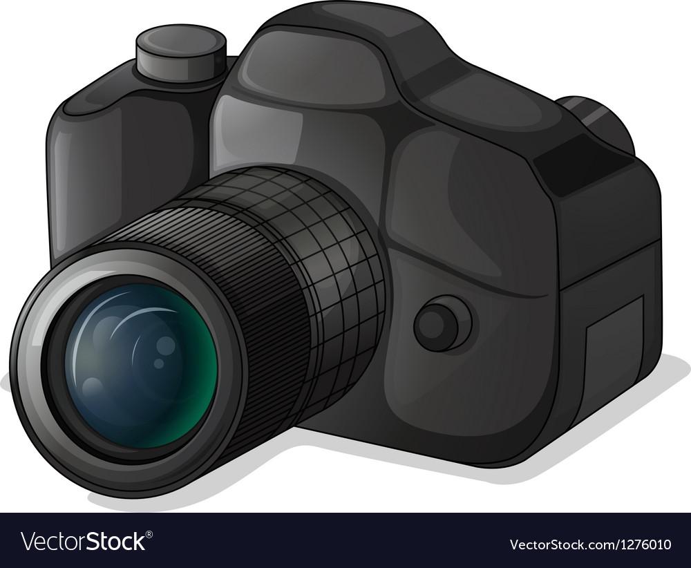 A camera vector | Price: 1 Credit (USD $1)