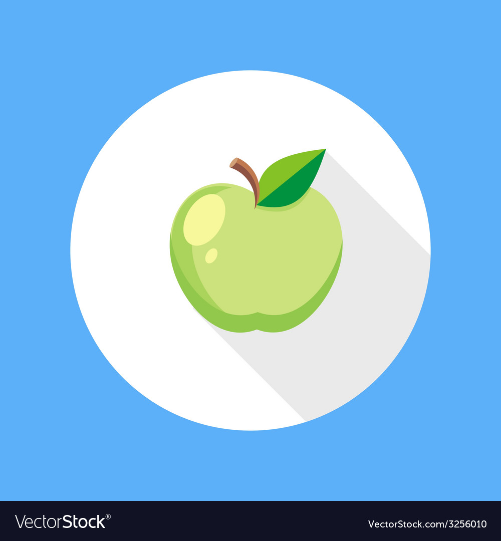 Apple icon vector   Price: 1 Credit (USD $1)