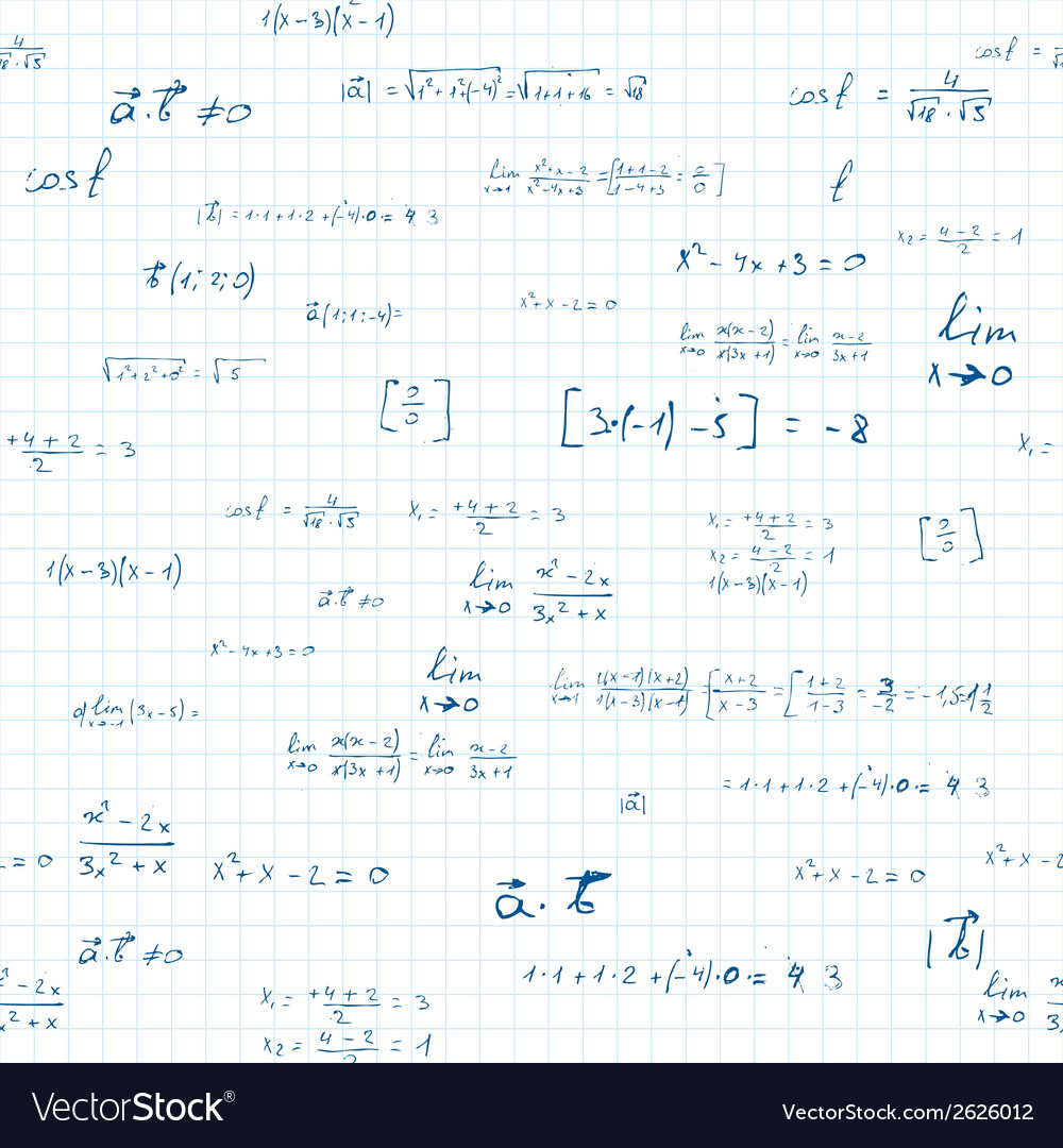 Mathematics vector | Price: 1 Credit (USD $1)