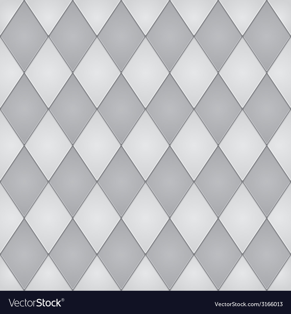 Repeating geometric tiles seamless pattern vector | Price: 1 Credit (USD $1)