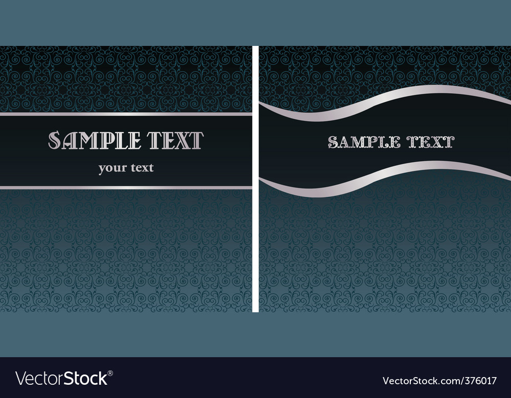 Royal vintage template vector | Price: 1 Credit (USD $1)
