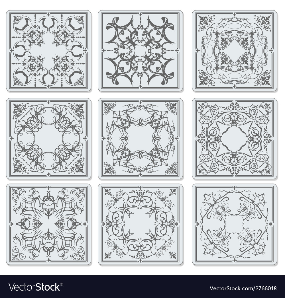 Al 0742 tiles vector | Price: 1 Credit (USD $1)