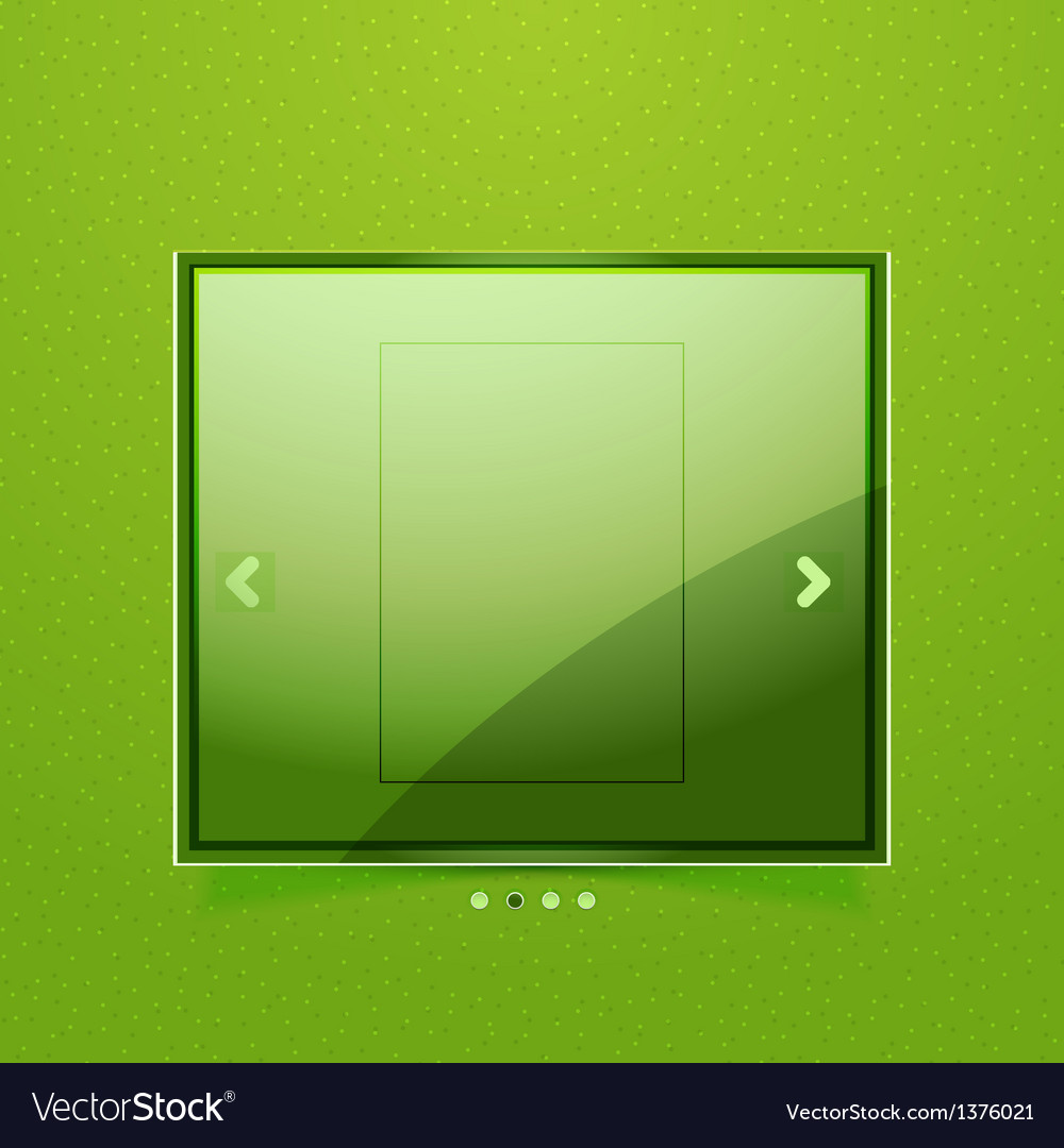 Glossy screen ad vector | Price: 1 Credit (USD $1)