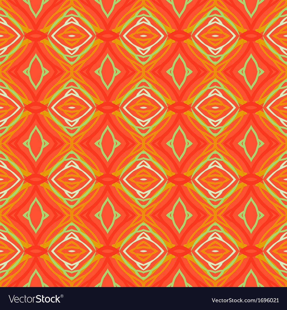Pattern with bold stylized chinese motifs vector | Price: 1 Credit (USD $1)