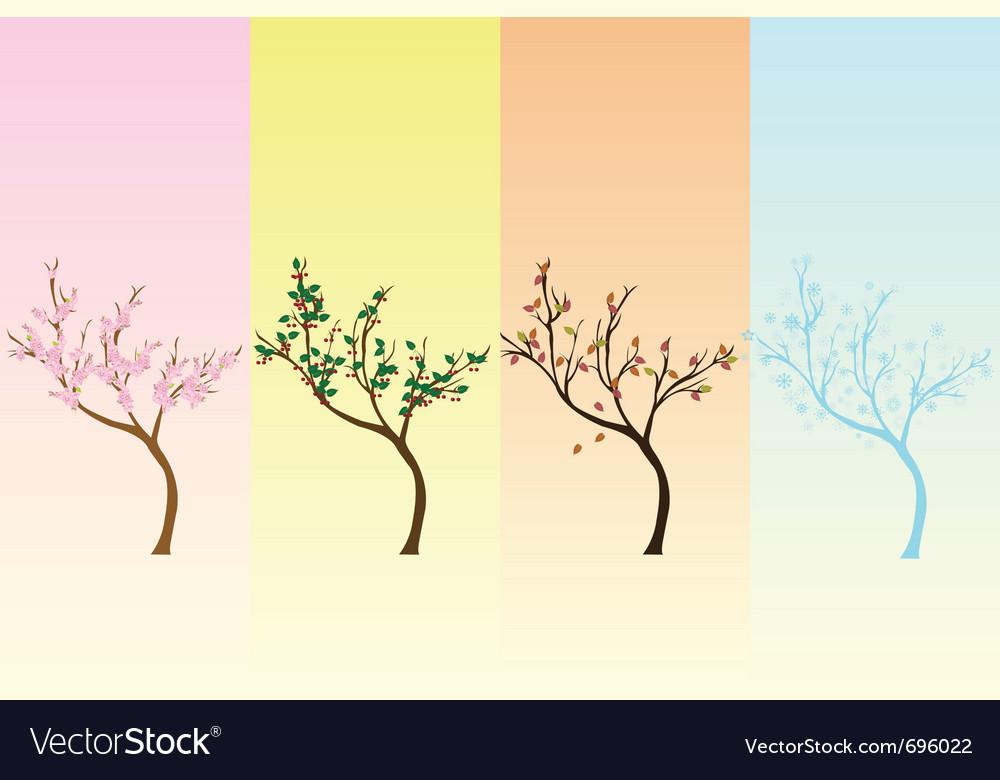 Seasonal background vector | Price: 1 Credit (USD $1)