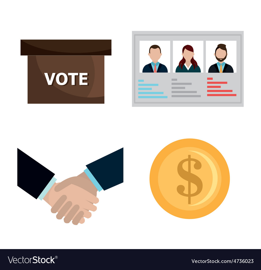 Political design vector | Price: 1 Credit (USD $1)
