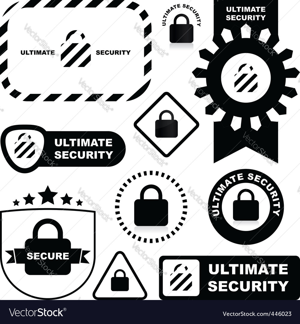 Secure vector | Price: 1 Credit (USD $1)