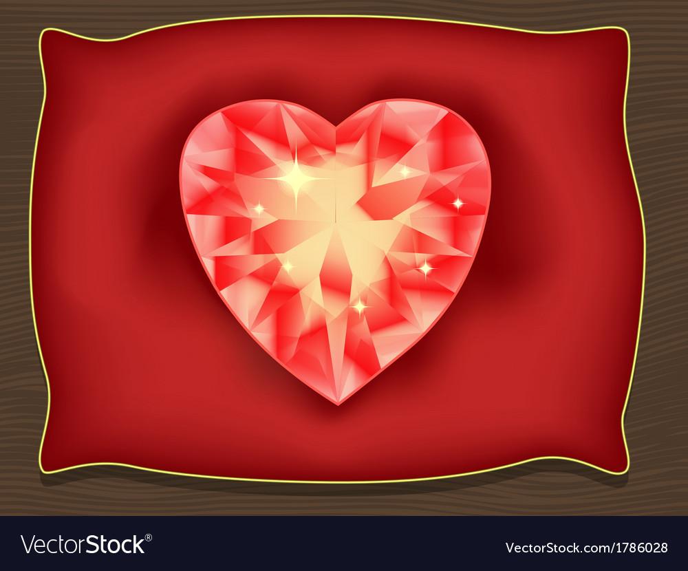 Heart of valentine vector   Price: 1 Credit (USD $1)