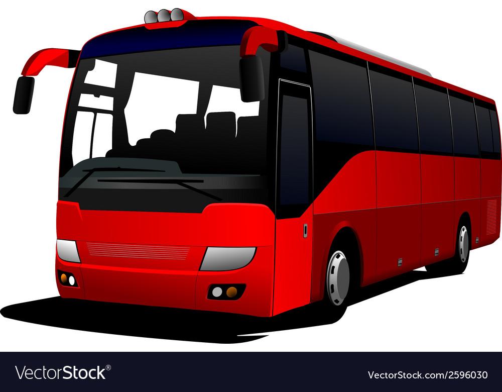 Al 0431 city bus vector | Price: 1 Credit (USD $1)