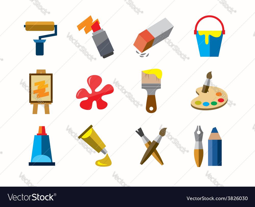 Art icons vector   Price: 1 Credit (USD $1)
