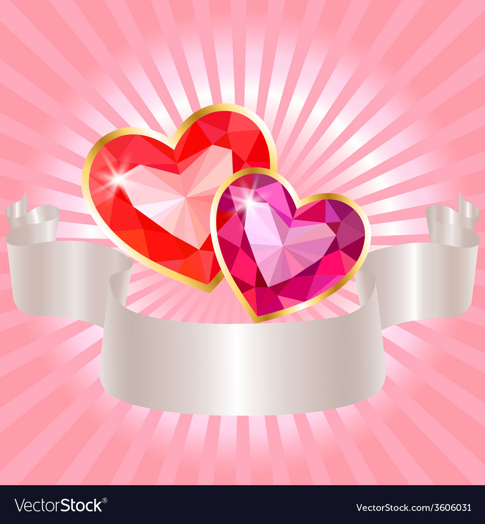 Valentine card vector   Price: 1 Credit (USD $1)