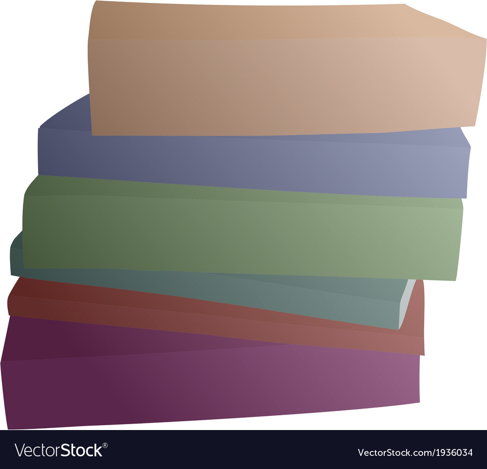 Book art with lighting vector | Price: 1 Credit (USD $1)