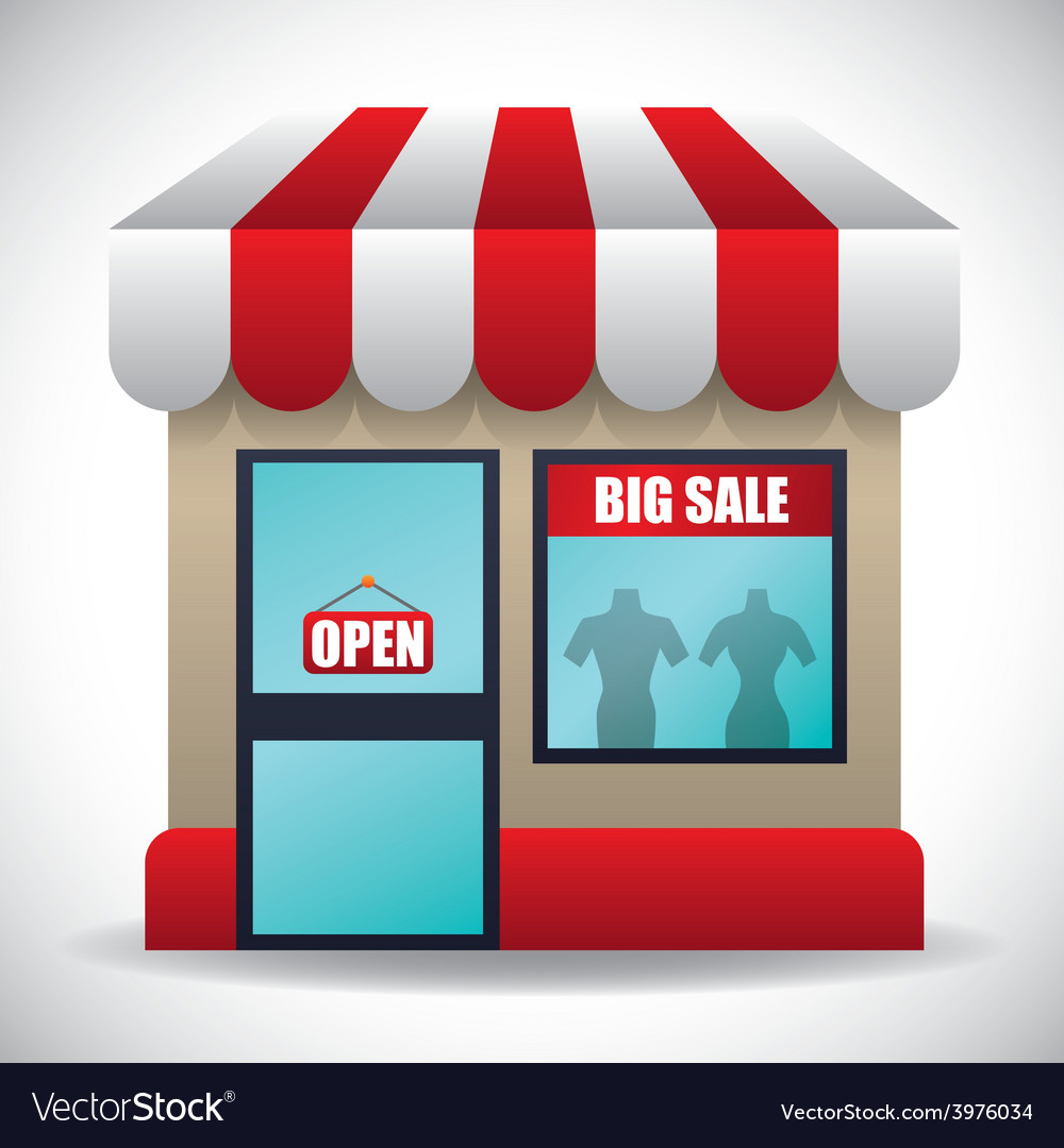 Sales and retail vector | Price: 1 Credit (USD $1)