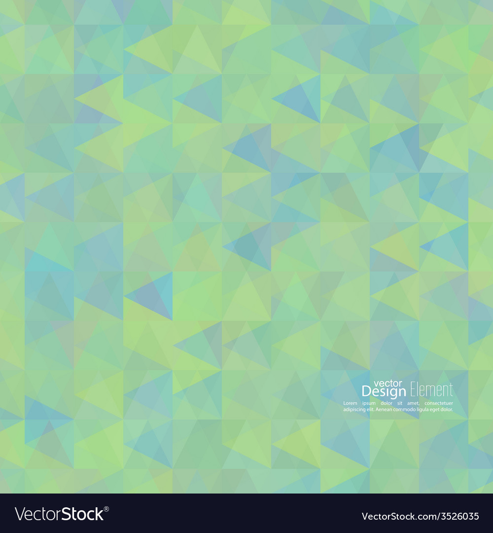 Abstract background of triangles of different vector   Price: 1 Credit (USD $1)