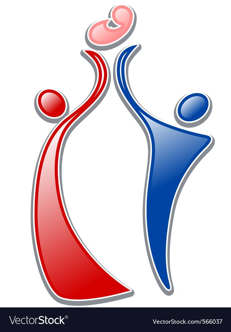 Family logo vector   Price: 1 Credit (USD $1)