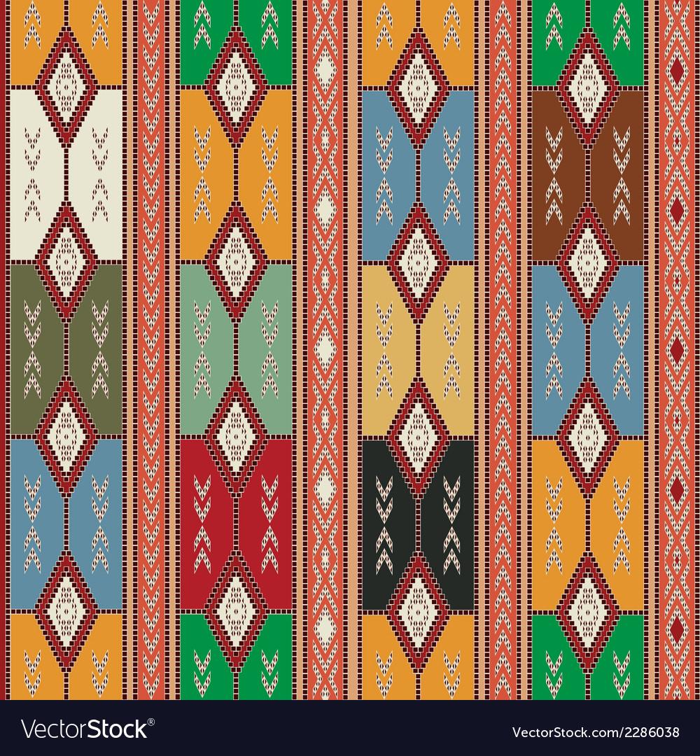 Cherokee semless texture vector   Price: 1 Credit (USD $1)