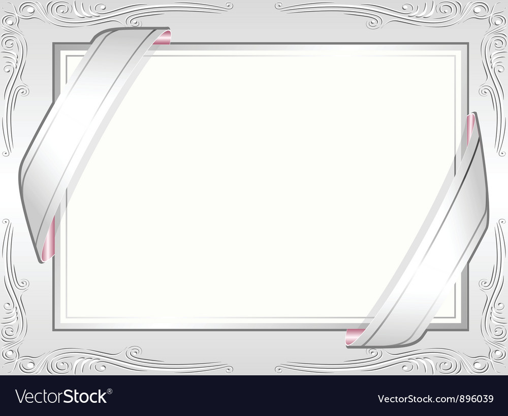 Invitation background vector | Price: 1 Credit (USD $1)