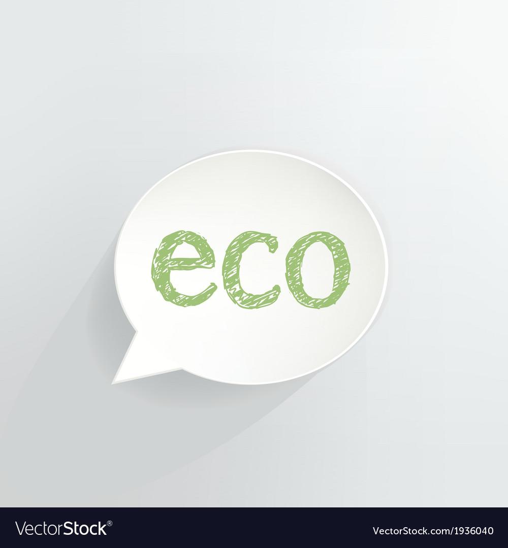 Eco vector | Price: 1 Credit (USD $1)