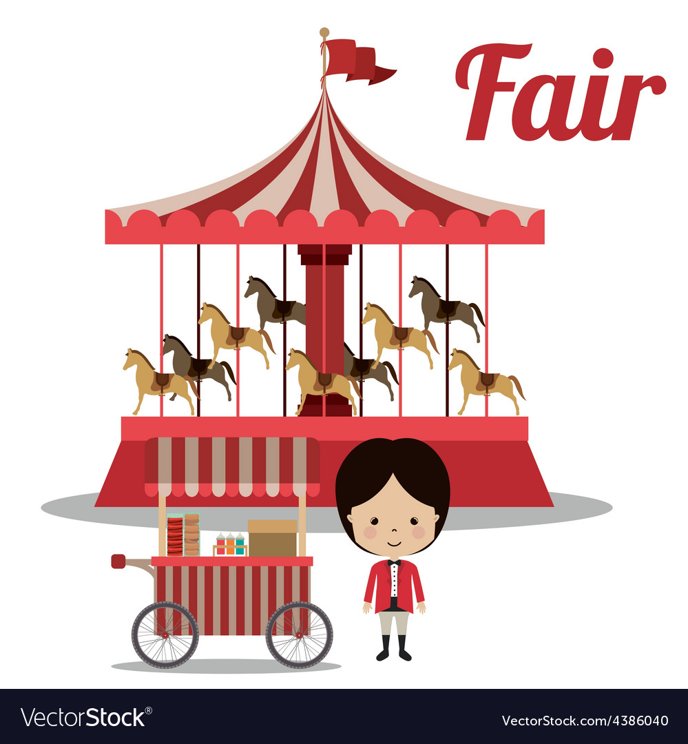 Fair vector | Price: 1 Credit (USD $1)