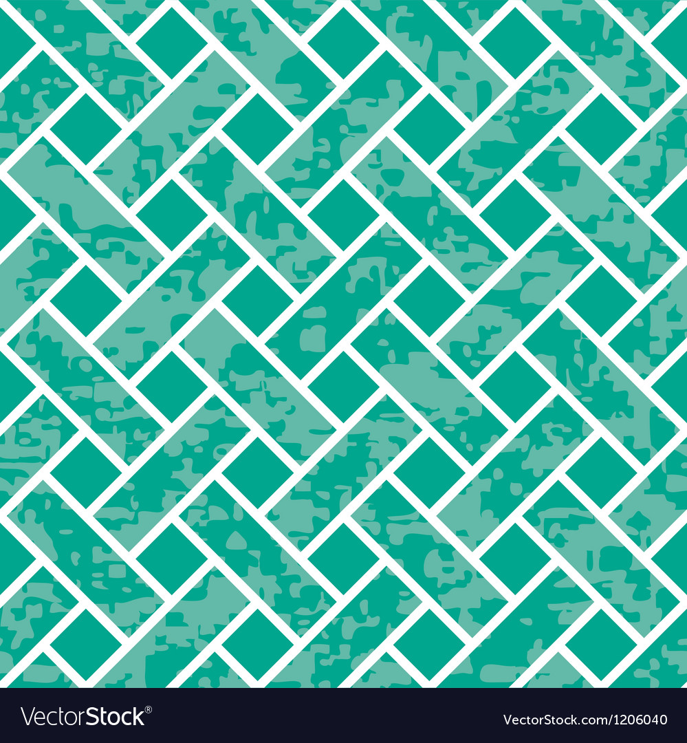Seamless basket weave background pattern vector | Price: 1 Credit (USD $1)