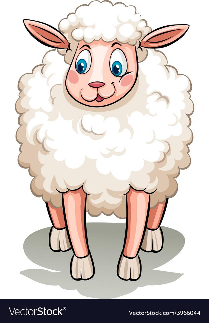 A black sheep vector   Price: 1 Credit (USD $1)