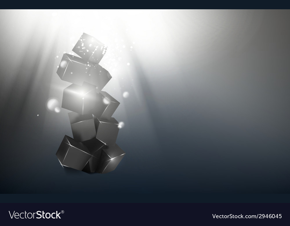Box pyramid vector | Price: 1 Credit (USD $1)