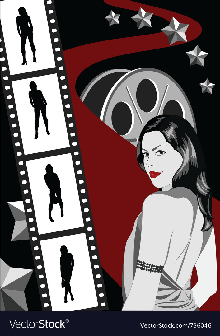 Cinema vector | Price: 3 Credit (USD $3)