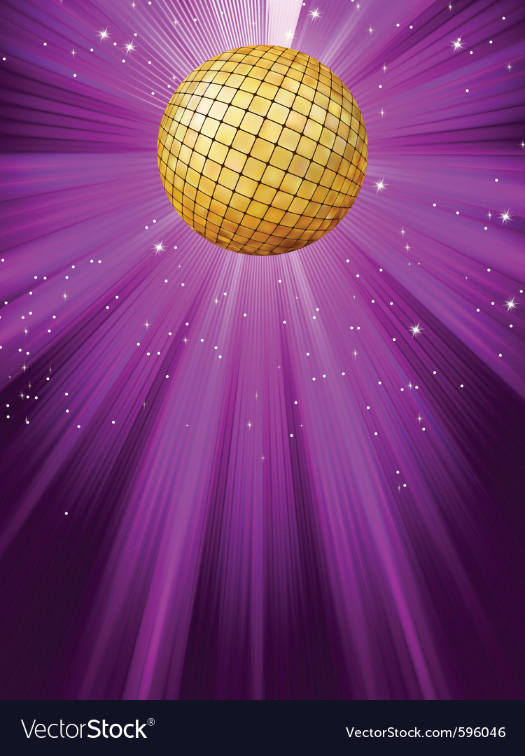 Party lights background vector | Price: 1 Credit (USD $1)