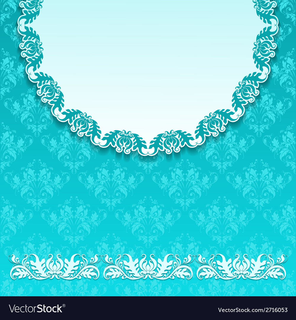 Pattern in seamless background vector | Price: 1 Credit (USD $1)
