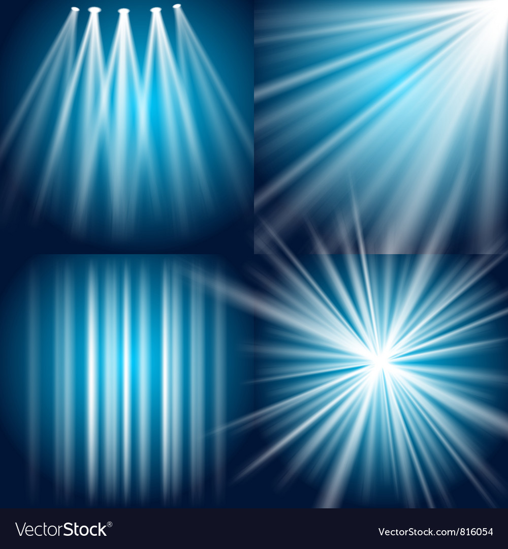 Light flash explosion and glow vector | Price: 1 Credit (USD $1)