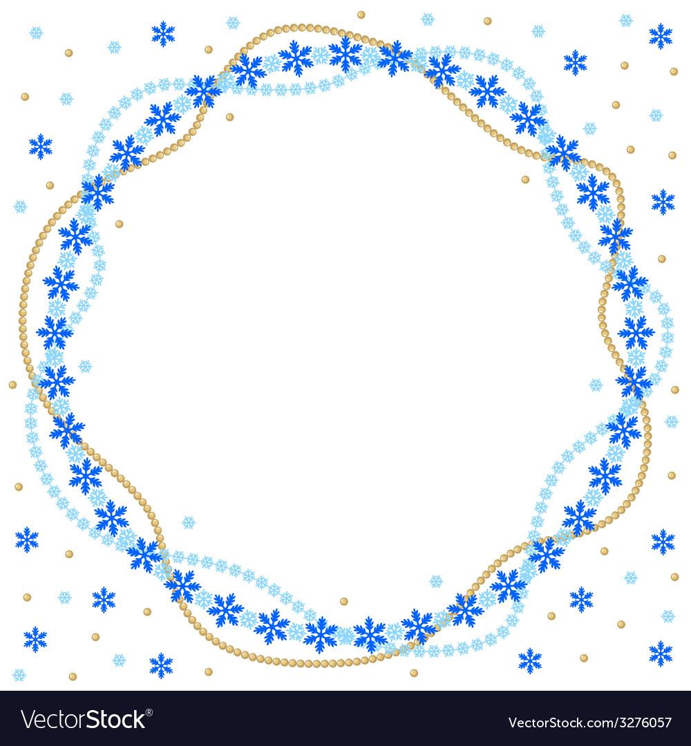 Snow round vector | Price: 1 Credit (USD $1)