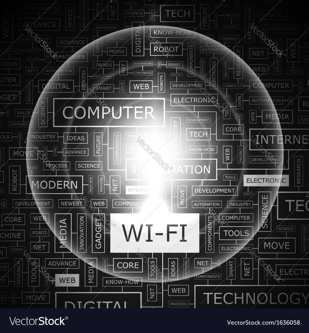 Wi fi vector | Price: 1 Credit (USD $1)
