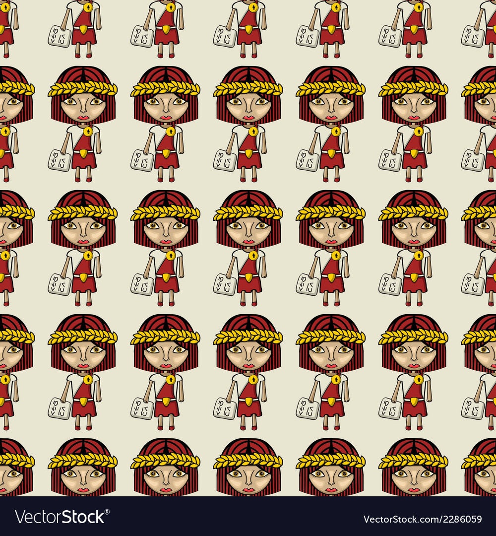 Politician pattern vector | Price: 1 Credit (USD $1)
