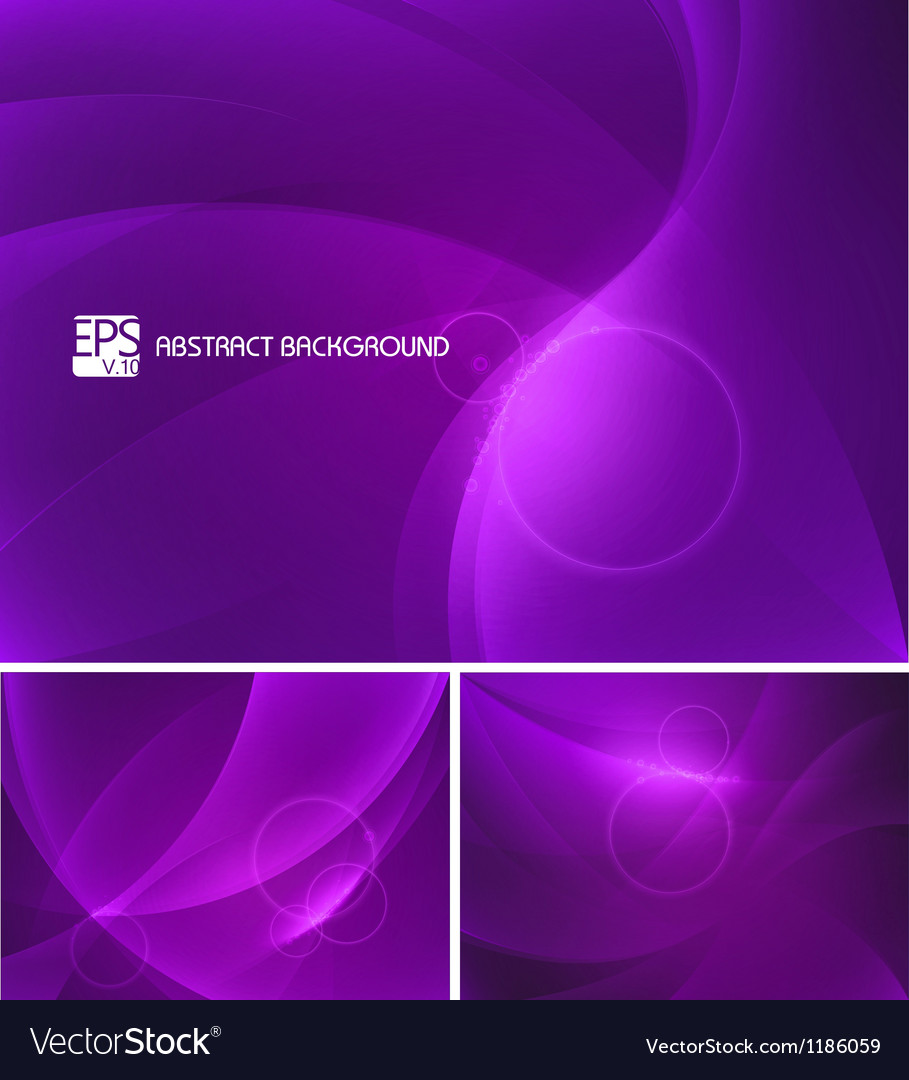 Purple abstract background vector | Price: 1 Credit (USD $1)