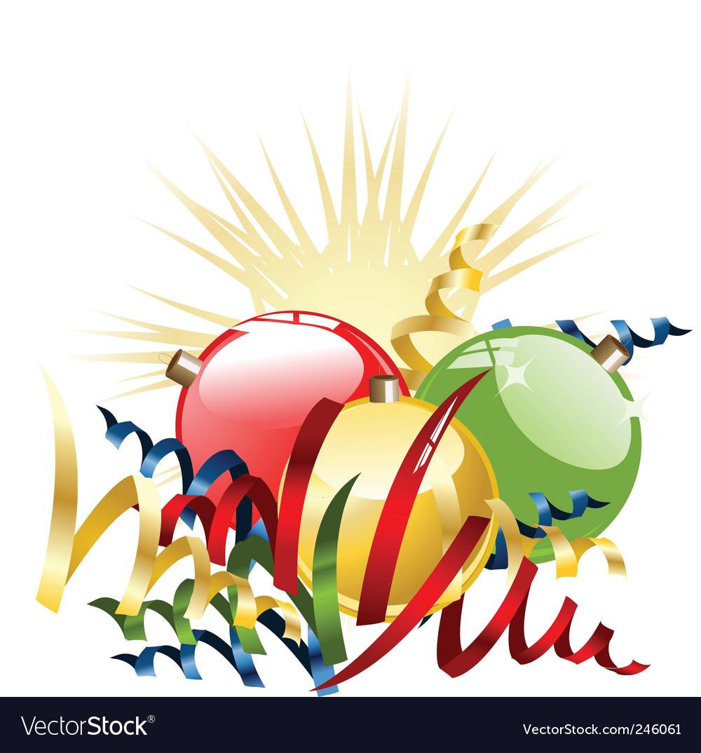 Celebration christmas vector | Price: 1 Credit (USD $1)