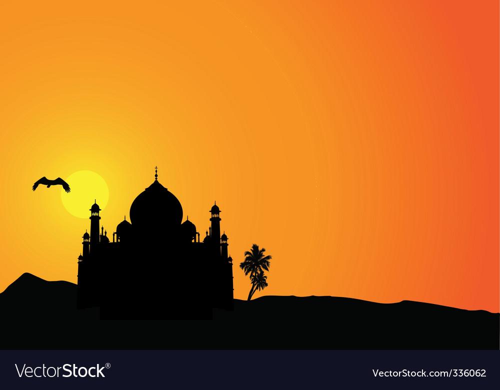 Arabian nights vector | Price: 1 Credit (USD $1)