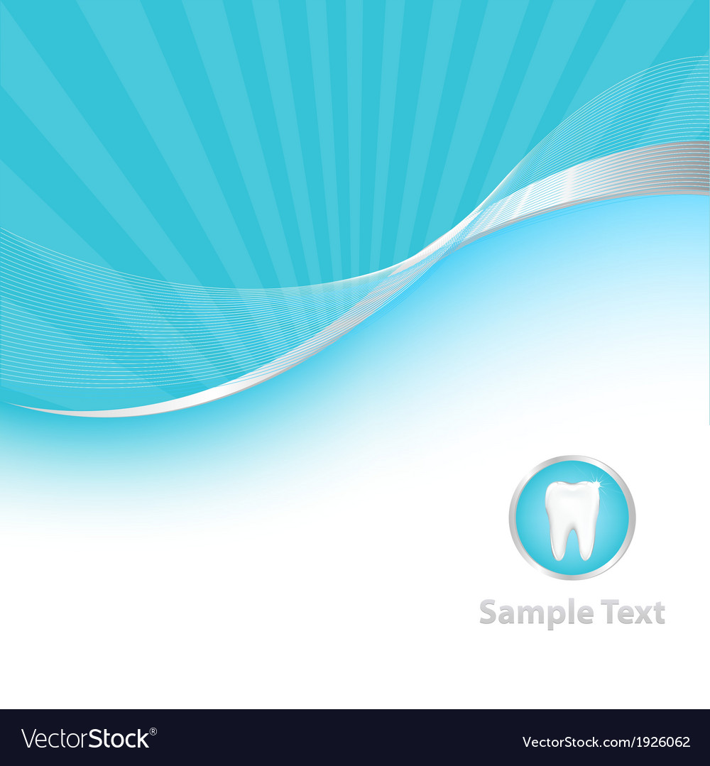 Dental background vector | Price: 1 Credit (USD $1)