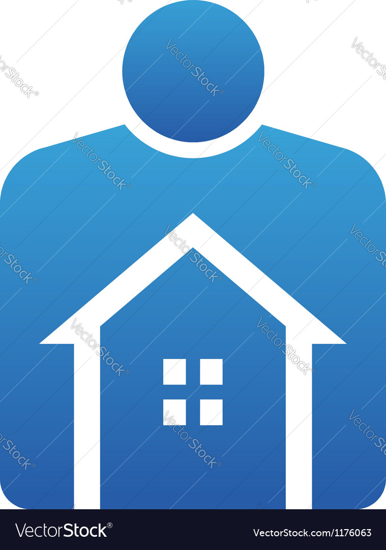 Home owner vector | Price: 1 Credit (USD $1)