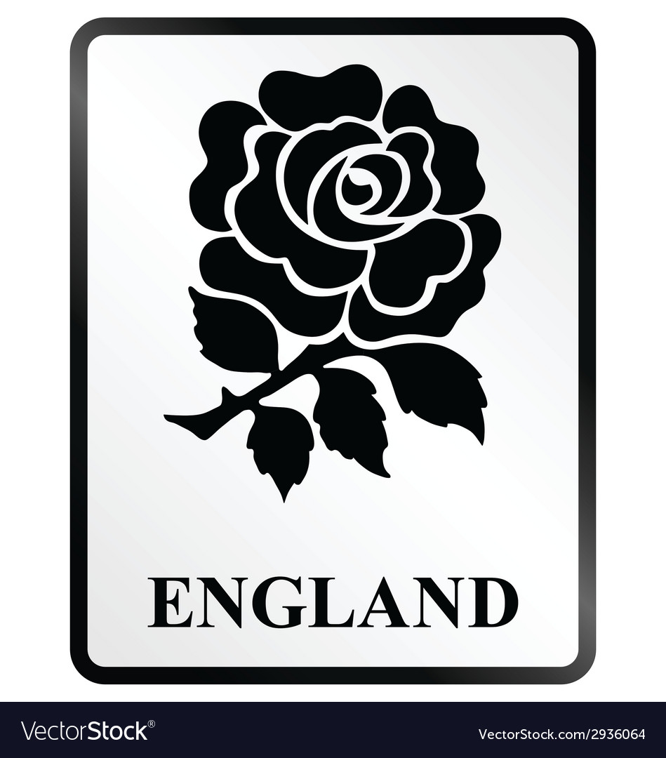 England sign vector | Price: 1 Credit (USD $1)