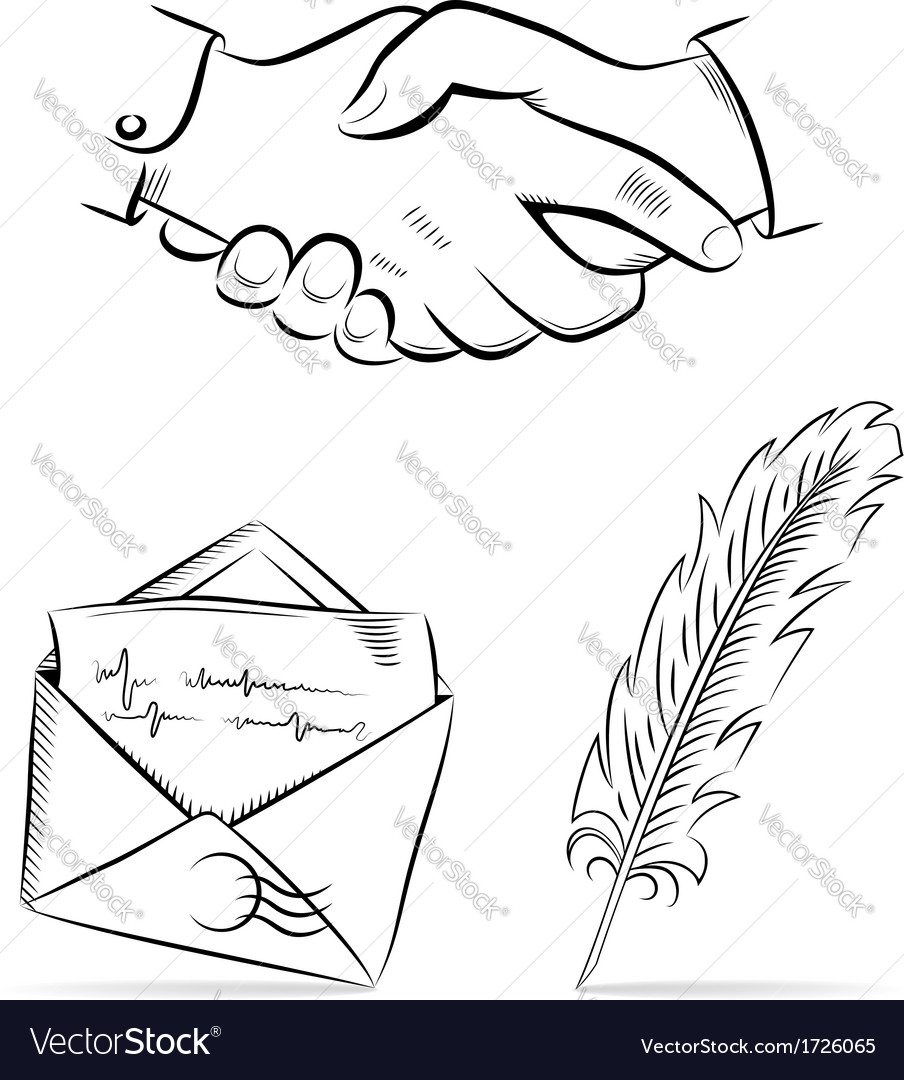 Communication set vector | Price: 1 Credit (USD $1)