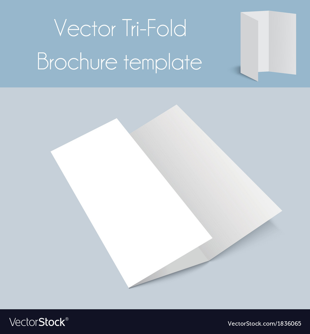 Tri-foldspa brochuremock up vector | Price: 1 Credit (USD $1)