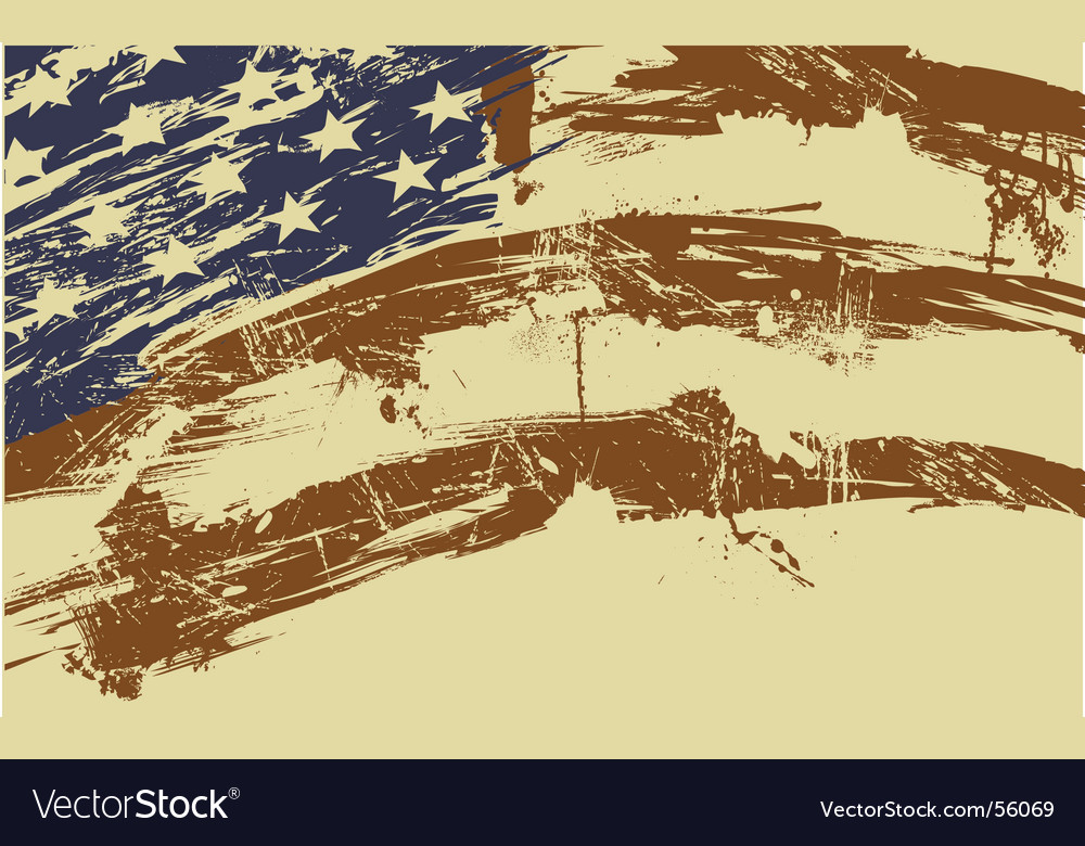 America vector | Price: 1 Credit (USD $1)