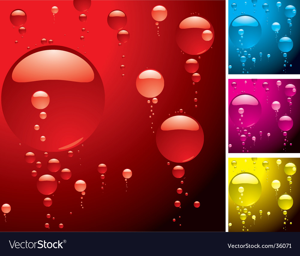 Bubble variation vector | Price: 1 Credit (USD $1)