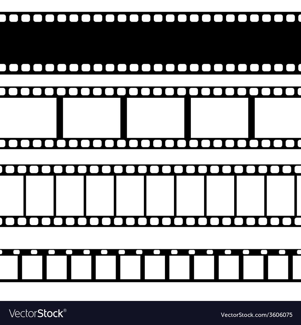 Film strip vector | Price: 1 Credit (USD $1)
