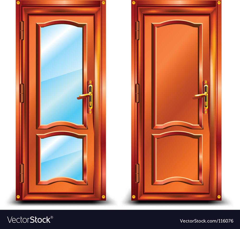 Front door vector | Price: 1 Credit (USD $1)