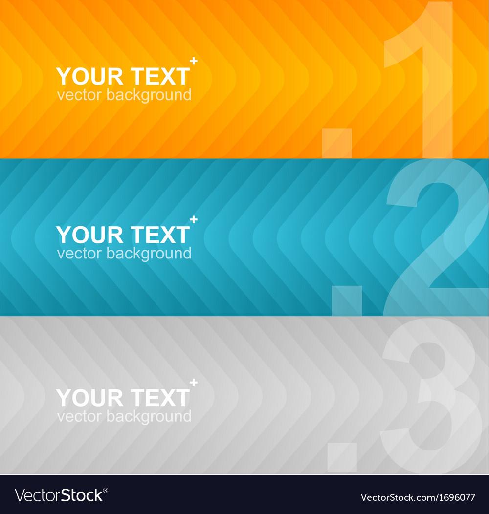 Arrow speech templates for text vector | Price: 1 Credit (USD $1)